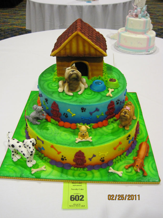 Cold Spring Mn >> 2011 Deco Cake Contest at Annual Convention