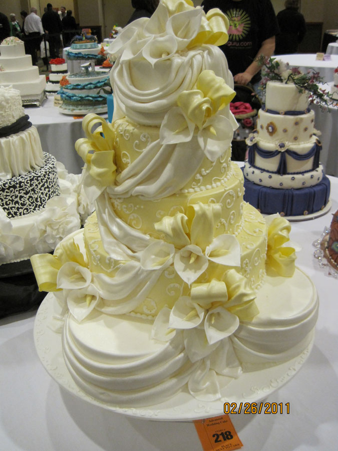2011 Deco Cake Contest at Annual Convention