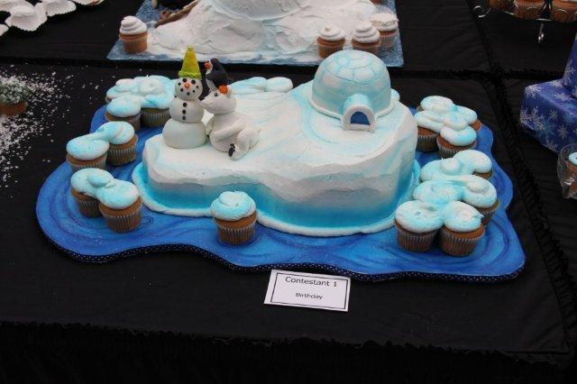 Cake Decorating Competition Winners : 2011 Mall of America Cake Decorating Contest Winners Announced