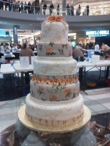 1st place and winner of $1000- Cristiana Popescu and Andrea Halleland, Daube's Bakery, Rochester, MN