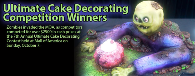 Cake Decorating Competition Winners : UMBA Announce Ultimate Cake Decorating Competition Winners